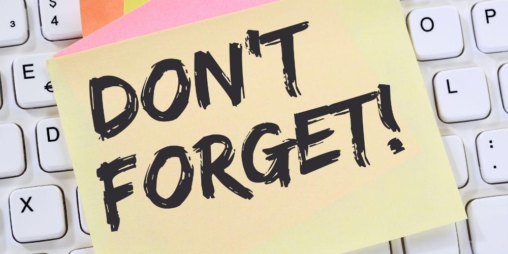 send reminders