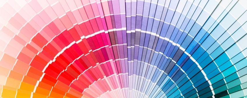 Good Dental Website Design in 20213A color choice