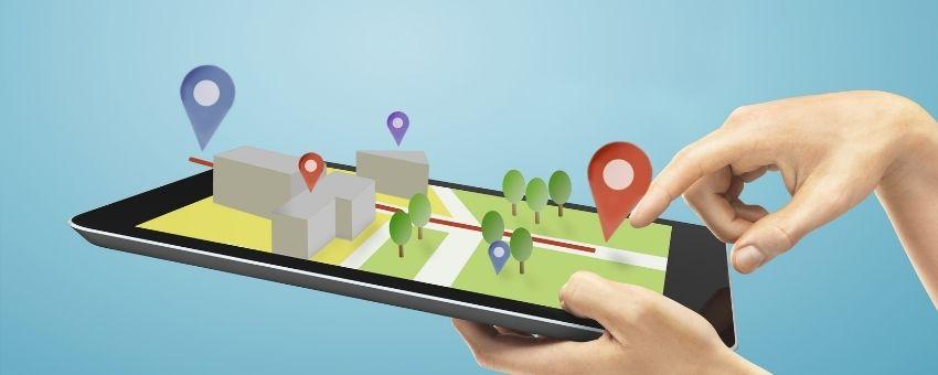 Good Dental Website Design in 20213A easy navigation